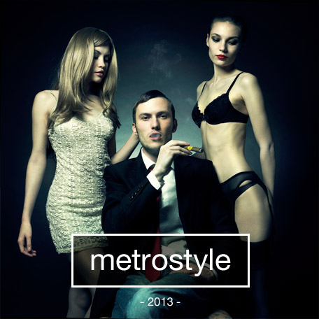 MetroStyle WordPress Theme Demo site